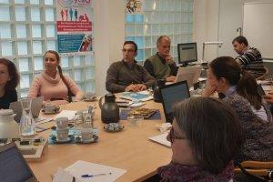 Διακρατική Συνάντηση και Εκπαίδευση εξεταστών