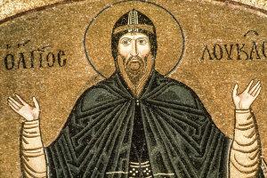 Ο Όσιος Λουκάς ο Στειριώτης [7 Φεβρουαρίου] (896-953)*