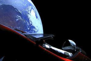Προς τη ζώνη αστεροειδών μεταξύ Άρη και Δία κατευθύνεται ο πύραυλος με το αυτοκίνητο