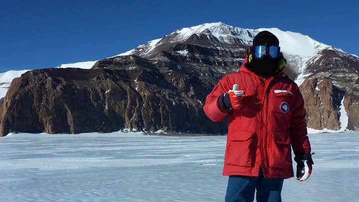 Η αποστολή της NASA στην Ανταρκτική