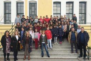 Δικτύωση σχολείων Δήμων Τεμπών και Τυρνάβου