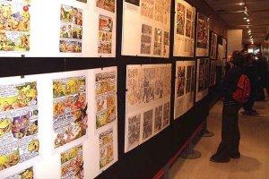 Έκθεση με περιοδικά και κόμικς τριών δεκαετιών