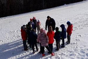 Στο χιονοδρομικό κέντρο Πηλίου μαθητές του 26ου Δημοτικού