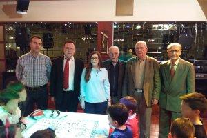 Πίτα έκοψε ο Μουσικός Σύλλογος Ελασσόνας «musicArte»
