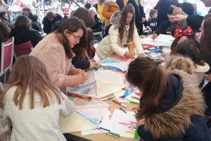 Ζωγραφικός διαγωνισμός από το βιβλιοπωλείο «ιδέες»