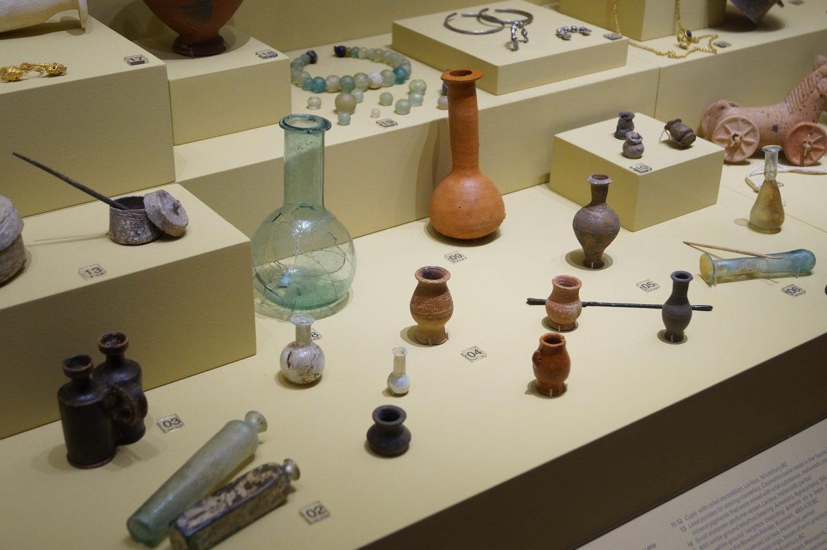 Διάλεξη στο Διαχρονικό Μουσείο Λάρισας