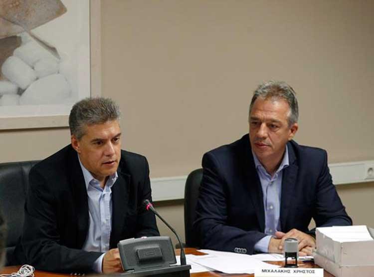 Έργα 1,6 εκατ. ευρώ για την ΠΕ Τρικάλων