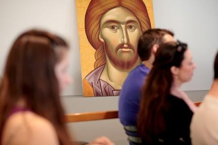Η Εκκλησία ανέδειξε τον Έρωτα σε Άγιο Συναίσθημα*