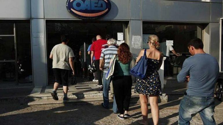 «Μία ανάσα» από το 20% η ανεργία