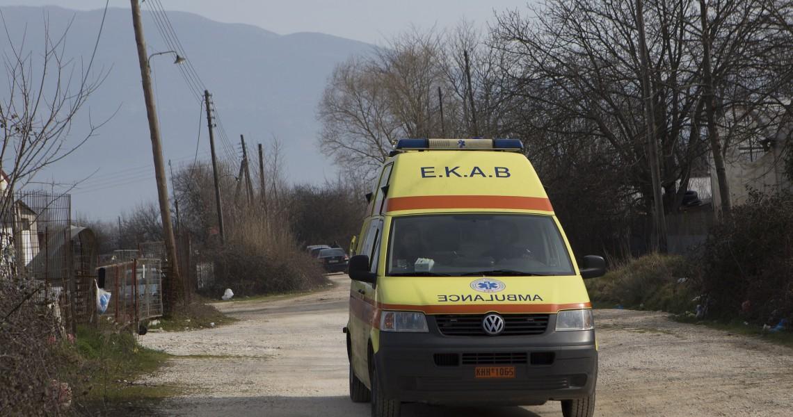 Ηλικιωμένος βρέθηκε νεκρός στη Καρδίτσα