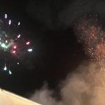 Πυροτεχνήματα φώτισαν τον ουρανό της Ελάτειας!