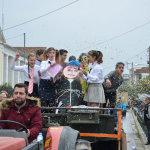 Συκούριο: Καθαρά Δευτέρα με παρέλαση καρναβαλιστών (φωτ.)