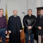 Στον Μητροπολίτη Τιμόθεο η Ένωση Στρατιωτικών Περιφέρειας Θεσσαλίας