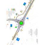 Δημοπρατήθηκε ο κυκλικός κόμβος στη Λάρισης – Τρικάλων