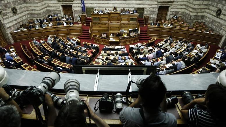 Προ ημερησίας συζήτηση στη Βουλή για διαπραγματεύσεις με τους θεσμούς
