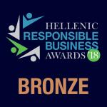 Νέα Οδός: Διάκριση στα Responsible Business Awards 2018