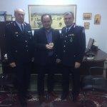 Στην Καρδίτσα η ηγεσία της θεσσαλικής αστυνομίας