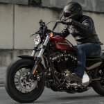 Νέα Harley-Davidson Sportster Forty-Eight Special και Iron 1200