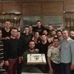 Γ.Σ. Αμπελώνα: Έκοψαν πίτα – Ετοιμάζονται για τον αγώνα με την Καλαμπάκα
