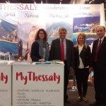 Η Περιφέρεια Θεσσαλίας σε Διεθνής Τουριστικές Εκθέσεις
