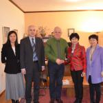 Διεθνής συνεργασία του ΤΕΙ Θεσσαλίας με Κινέζικο Πανεπιστήμιο