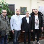 Συνάντηση Περιφερειάρχη Θεσσαλίας με το Σωματείο Φωτογράφων