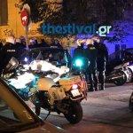 Συμπλοκή οπαδών στο κέντρο της Θεσσαλονίκης