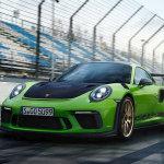 Την 911 GT3 RS θα παρουσιάσει η Porsche στη Γενεύη