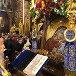 Λάρισα: Οι πρώτοι Χαιρετισμοί στον Άγιο Νικόλαο (φωτ.)
