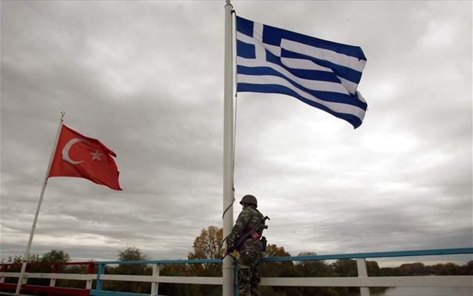 Απελάθηκε ο Τούρκος που πέρασε παράνομα τα σύνορα στον Εβρο