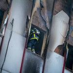 Κλικς από τη φωτιά στην Β' ΔΟΥ Λάρισας