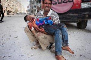 Στη Συρία οι Θεοί ξέχασαν τους ανθρώπους… Του Άγγελου Πετρουλάκη