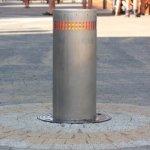 Νέος διαγωνισμός για βυθιζόμενες μπάρες στους πεζοδρόμους