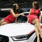 Παρελθόν οι σέξι καλλονές στη Διεθνή Έκθεση Αυτοκινήτου της Γενεύης