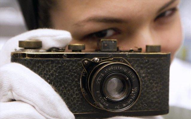 Η πιο ακριβή φωτογραφική μηχανή του κόσμου πωλήθηκε για 2,4 εκατομμύρια ευρώ