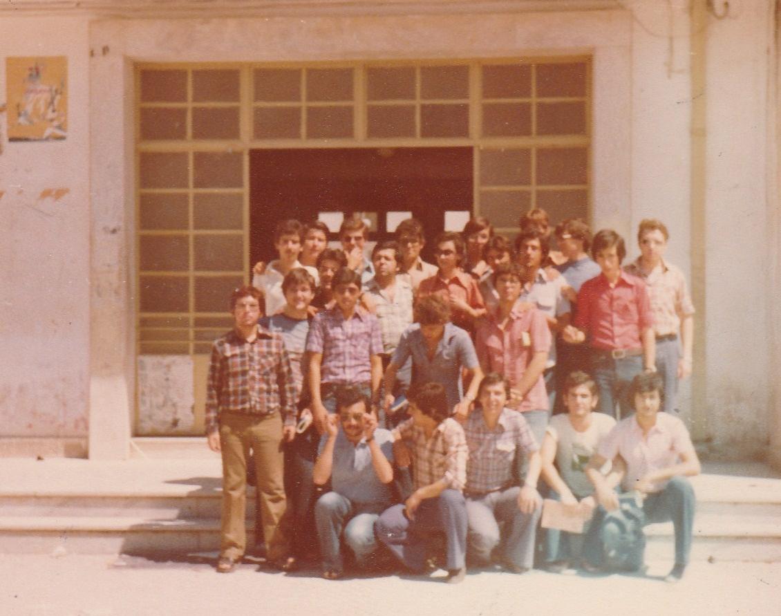 """Β"""" Γυμνάσιο Λάρισας: 40 χρόνια μετά!"""