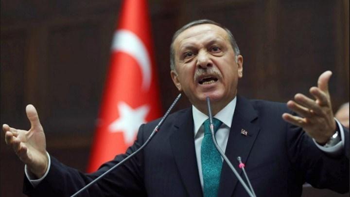 Νέο παραλήρημα Ερντογάν