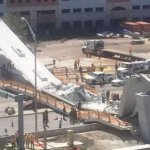ΗΠΑ: Τουλάχιστον 4 νεκροί από την κατάρρευση πεζογέφυρας σε αυτοκινητόδρομο