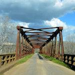 Η γέφυρα που κάποτε ένωνε την Λάρισα με τα Τρίκαλα!