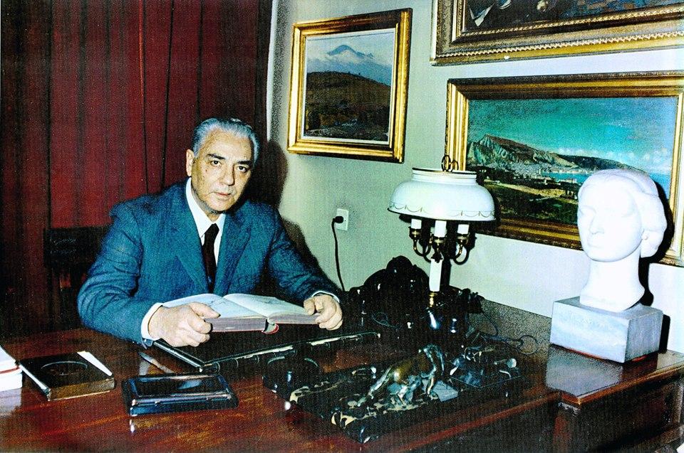 20 χρόνια χωρίς τον Γεώργιο Κατσίγρα