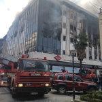 Τί ψάχνουν για τα αίτια της φωτιάς στη Β' ΔΟΥ Λάρισας