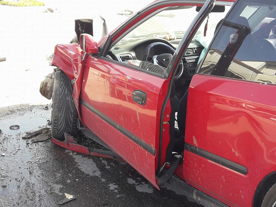 Τροχαίο δυστύχημα- Νεκρή η 37χρονη οδηγός