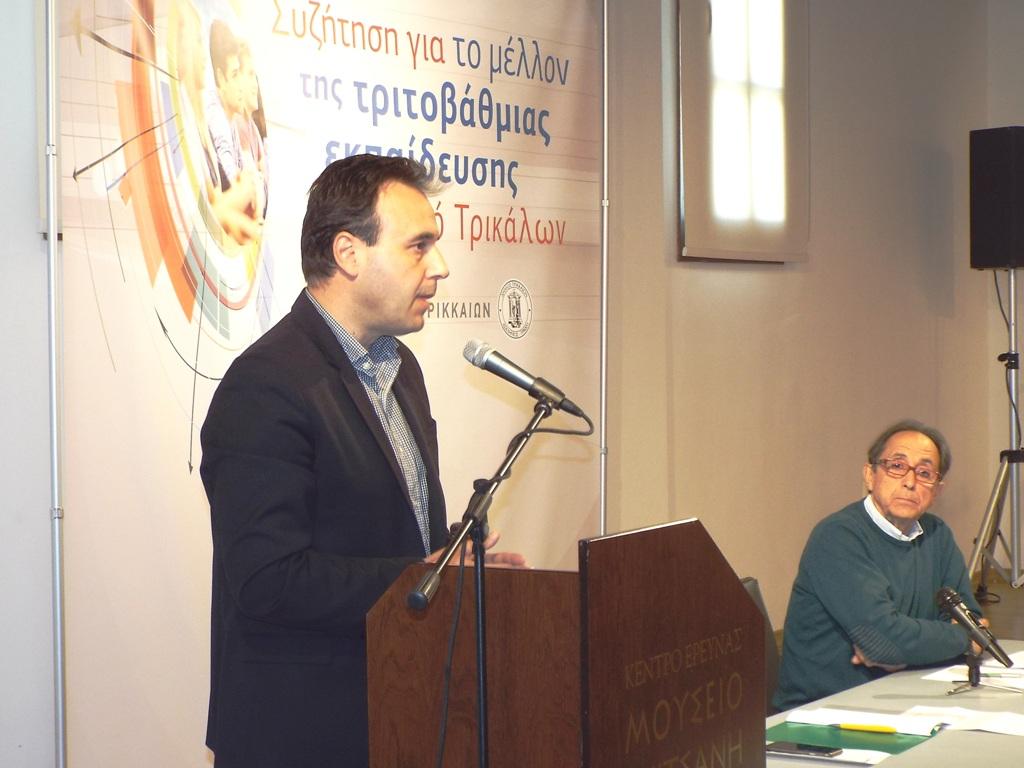 Επέκταση κοινωνικής πολιτικής προωθεί ο Δήμος Τρικκαίων