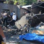 Τραγωδία: αεροπλάνο έπεσε πάνω σε σπίτι