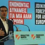 Α. Τσίπρας: Υπό διακύβευση το μέλλον της Ευρώπης