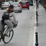 Η «Οδύσσεια» του ποδηλάτη στην Λάρισα