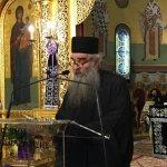 Στον Ι.Ν. Αγίου Νικολάου μίλησε ο π. Αθανάσιος Αγιομετεωρίτης