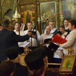 Βυζαντινοί ύμνοι στον Τύρναβο (φωτ.)