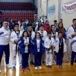 Επιτυχίες του Συλλόγου «Φαέθων» σε Διεθνές Τουρνουά TAE KWON DO