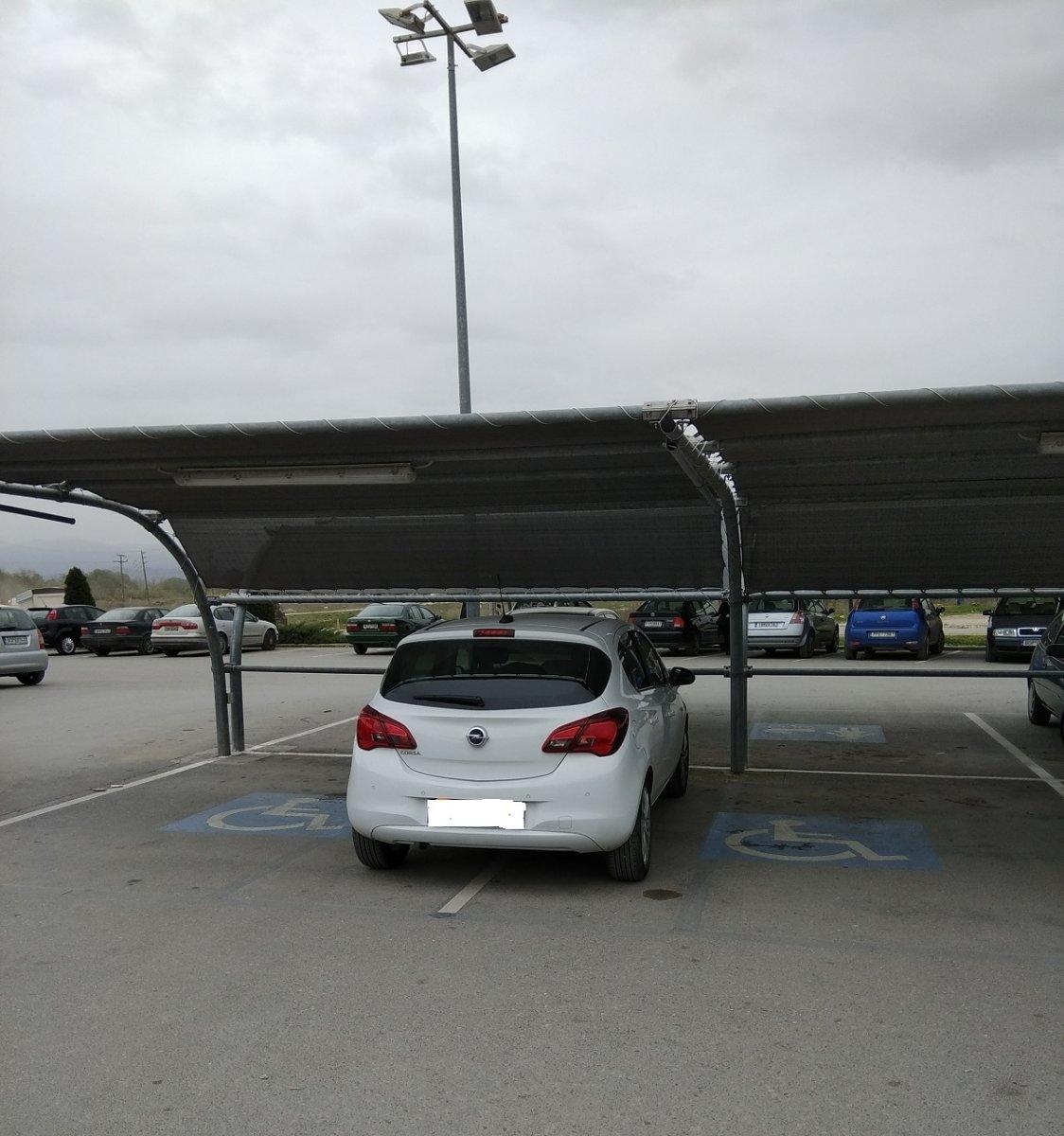 Πέντε επικά καρέ παρκαρίσματος (φωτ.)